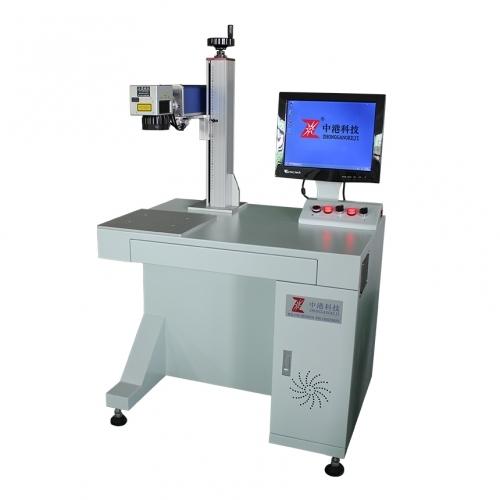 浅述安规电容组合打标机的激光焊接机在金属加工的优势