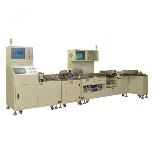 激光器如何影响光纤安规电容组合打标机厂家的打标机