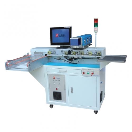为何安规电容组合打标机厂家的激光打标机打标不均匀