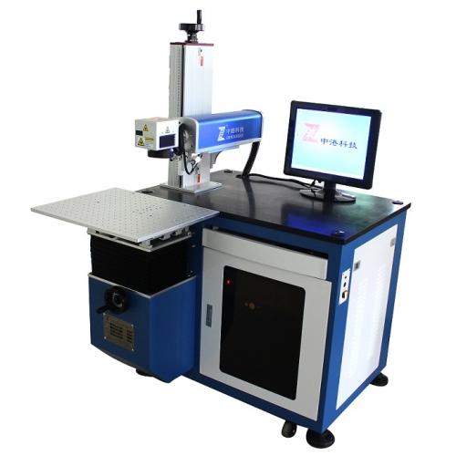 工业电容台式激光打标机