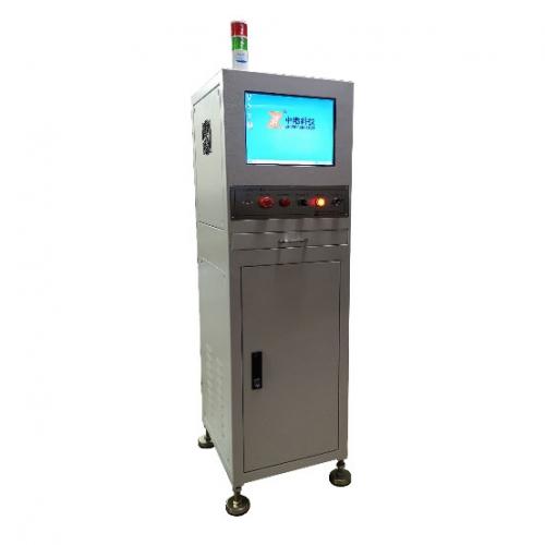 配套61焊接装壳激光打标机