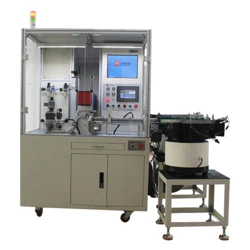 安规电容CO2自动激光打标机