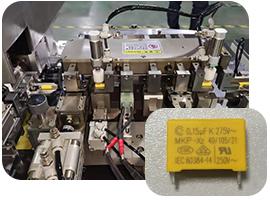 安规电容组合激光打标机
